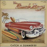Click here for more info about 'The Beach Boys - Catch A Summer '81'