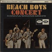 Click here for more info about 'The Beach Boys - Concert - EX'