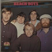 Click here for more info about 'The Beach Boys - Deluxe Double - Red Vinyl'