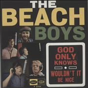 Click here for more info about 'The Beach Boys - God Only Knows - Yellow Vinyl - Sealed'