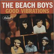 Click here for more info about 'The Beach Boys - Good Vibrations - Orange - Sealed'