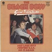 Beach Boys Good Vibrations UK vinyl LP