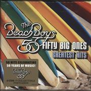 Click here for more info about 'Beach Boys - Greatest Hits: 50 Fifty Big Ones - Sealed'