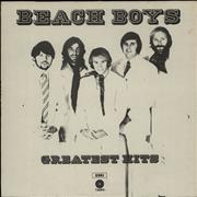 Click here for more info about 'Beach Boys - Greatest Hits - EX'