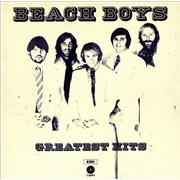 Beach Boys Greatest Hits - 1st UK vinyl LP