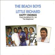 Click here for more info about 'The Beach Boys - Happy Endings W/little Richard'