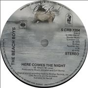 Click here for more info about 'The Beach Boys - Here Comes The Night'