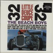 Click here for more info about 'Beach Boys - Little Deuce Coupe - 180gram Vinyl + Sealed'