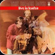 Click here for more info about 'The Beach Boys - Live In London - 1st'