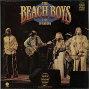 Click here for more info about 'The Beach Boys - Live In London'