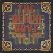Click here for more info about 'Beach Boys - Love You + Insert'