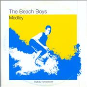 Click here for more info about 'The Beach Boys - Medley'