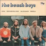 Click here for more info about 'Beach Boys - Mona EP'