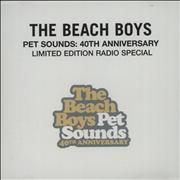 Click here for more info about 'Pet Sounds: 40th Anniversary Limited Edition Radio Special'