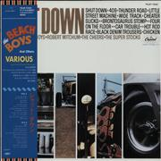 Click here for more info about 'The Beach Boys - Shut Down'