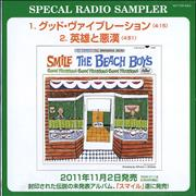 Click here for more info about 'Beach Boys - Smile - Specal Radio Sampler'