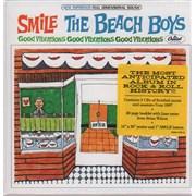 Beach Boys Smile Sessions - Sealed Box UK 2-CD album set