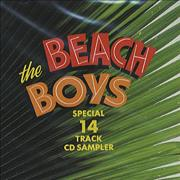 Click here for more info about 'The Beach Boys - Special 14 Track CD Sampler'