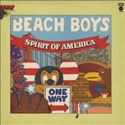 Click here for more info about 'Beach Boys - Spirit Of America - Factory Sample'