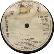Click here for more info about 'The Beach Boys - Sumahama - solid'