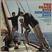 Click here for more info about 'The Beach Boys - Summer Days (And Summer Nights!!)'