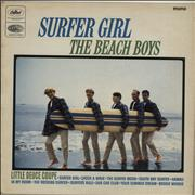 Click here for more info about 'The Beach Boys - Surfer Girl - 2nd'