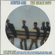 Click here for more info about 'Beach Boys - Surfer Girl'