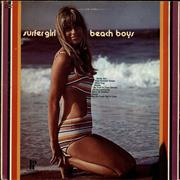 Click here for more info about 'The Beach Boys - Surfer Girl'