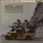 Click here for more info about 'The Beach Boys - Surfin' Safari - 2nd'