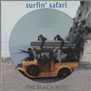 Click here for more info about 'Beach Boys - Surfin' Safari Plus Candix Recordings'