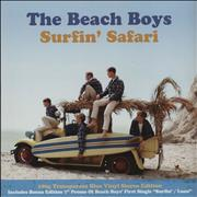 Click here for more info about 'The Beach Boys - Surfin' Surfari - RSD - 180gram Blue Vinyl'