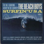 Click here for more info about 'The Beach Boys - Surfin' U.S.A.'
