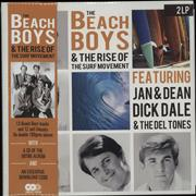Click here for more info about 'Beach Boys - The Beach Boys & The Rise Of The Surf Movement - 180gm'