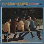 Click here for more info about 'The Beach Boys - The Beach Boys Deluxe - Red Vinyl - EX'