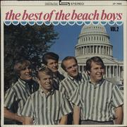 Click here for more info about 'Beach Boys - The Best Of The Beach Boys - Red Vinyl'