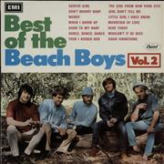 Click here for more info about 'The Beach Boys - The Best Of The Beach Boys Vol. 2'
