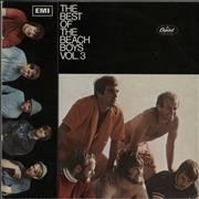 Click here for more info about 'The Beach Boys - The Best Of The Beach Boys Vol. 3 - 3rd'