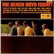 Click here for more info about 'Beach Boys - Today! - Original Mono - VG'