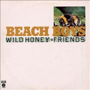 Click here for more info about 'The Beach Boys - Wild Honey / Friends'