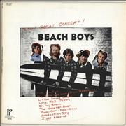 Click here for more info about 'The Beach Boys - Wow! Great Concert!'