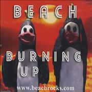 Click here for more info about 'Beach - Burning Up'