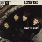 Click here for more info about 'Beady Eye - Bring The Light'