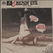 Beady Eye Different Gear, Still Speeding UK 2-LP vinyl set