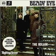 Click here for more info about 'Beady Eye - The Roller - Rolling Stone, Etched'