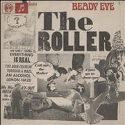 "Beady Eye The Roller UK 7"" vinyl"