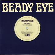 "Beady Eye The Roller UK 7"" vinyl Promo"