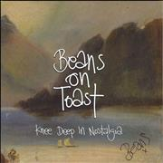 Click here for more info about 'Beans On Toast - Knee Deep In Nostalgia - Autographed'