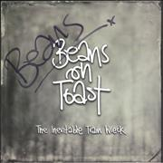 Click here for more info about 'Beans On Toast - The Inevitable Train Wreck - Autographed'