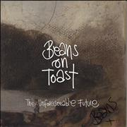 Click here for more info about 'Beans On Toast - The Unforseeable Future - Autographed'