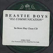 Click here for more info about 'Beastie Boys - Ill Communication - Instore Play Clean CD'